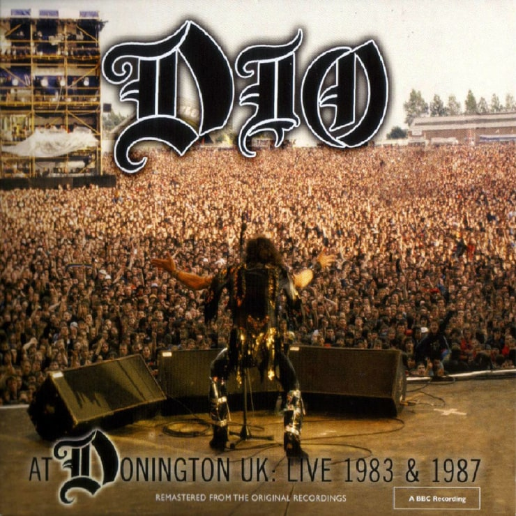 At Donington UK: Live 1983 & 1987