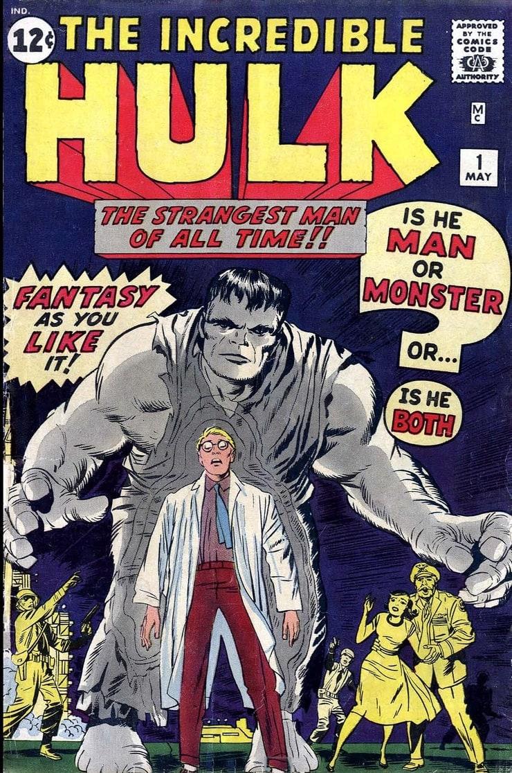 The Incredible Hulk (1962)