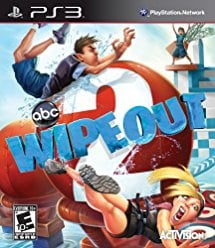 Wipeout: Season 2 Sony Playstation PS3 Game