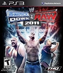 WWE SmackDown vs. Raw 2011 - Playstation 3