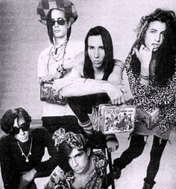 Picture of Marilyn Manson & The Spooky Kids