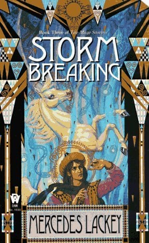 Storm Breaking (Mage Storms Trilogy) (Mage Storms Trilogy)