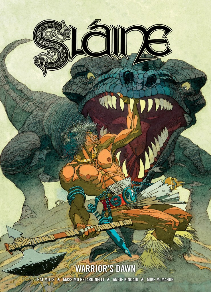 Slaine: Warriors Dawn