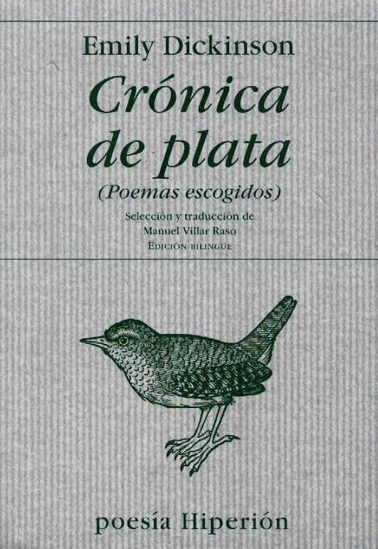 Crónica de plata