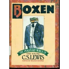 Picture Of Boxen The Imaginary World Of The Young C S Lewis