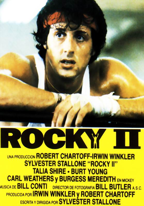 Picture of Rocky II Rocky 2