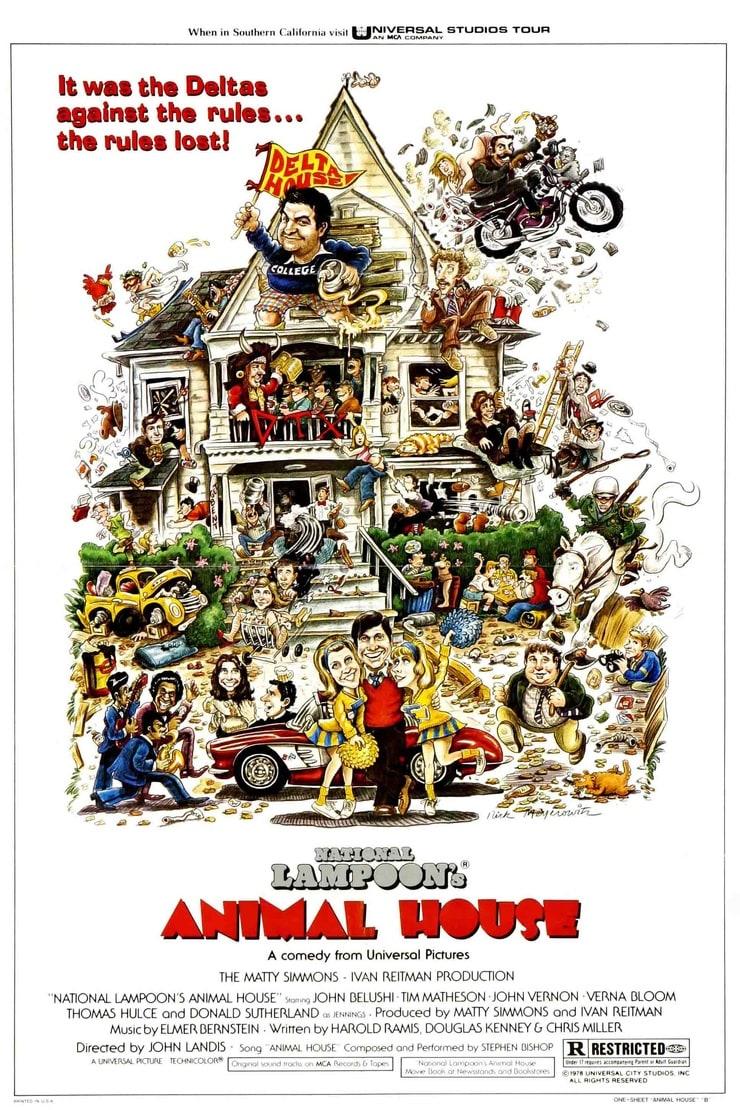 National Lampoon's Animal House (1978)