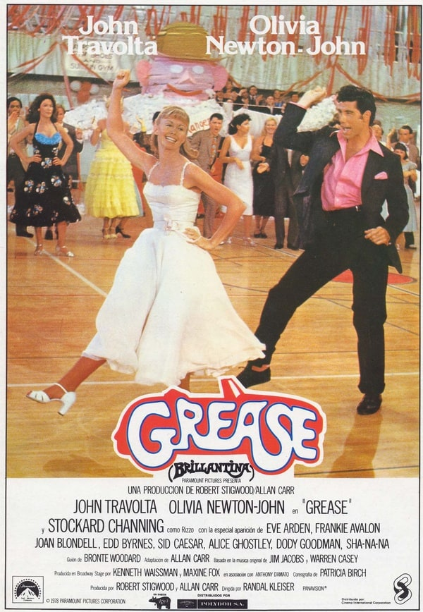 grease film online