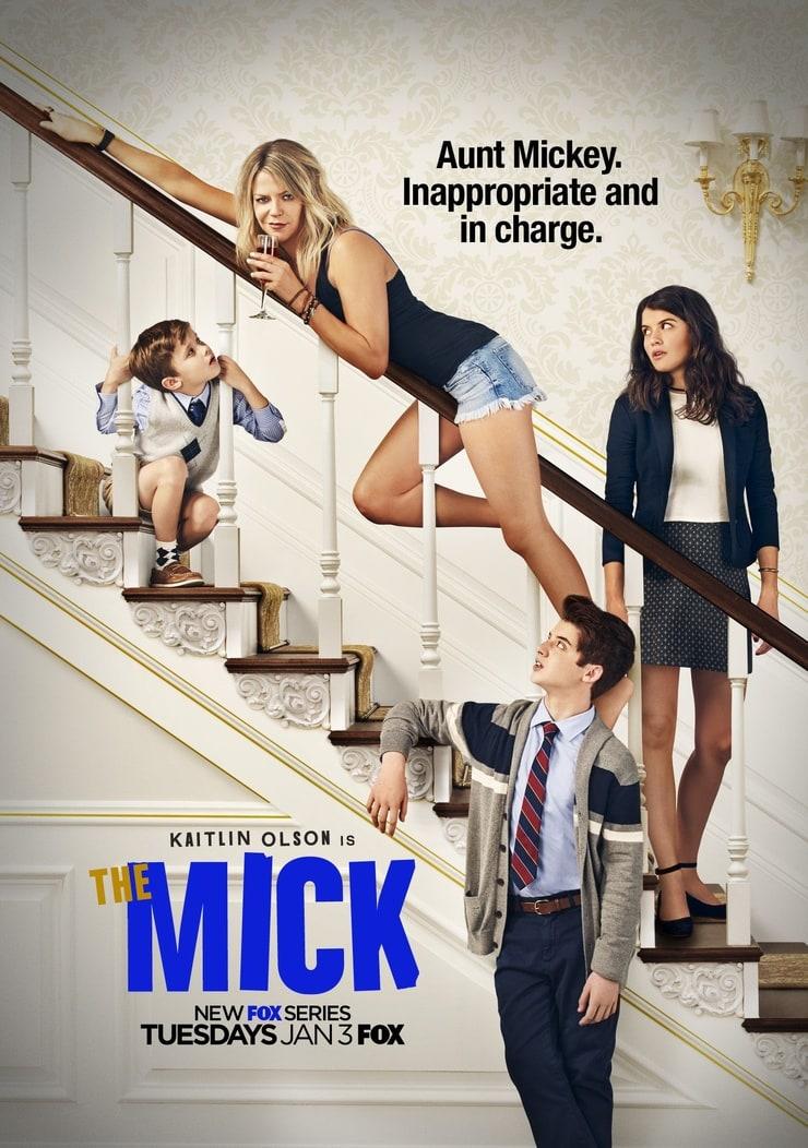 The Mick                                  (2017-2018)