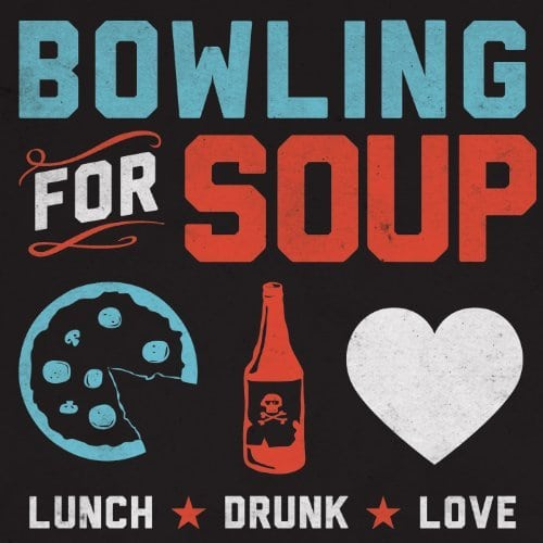 Lunch. Drunk. Love. [Explicit]
