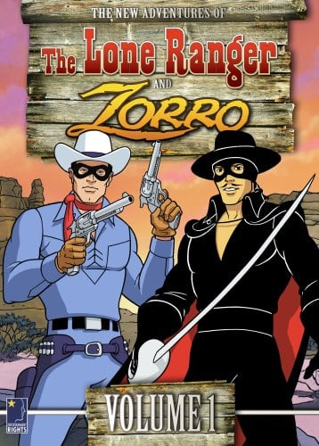 The Tarzan/Lone Ranger/Zorro Adventure Hour