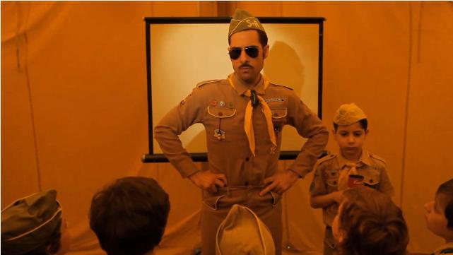 Cousin Ben Troop Screening with Jason Schwartzman