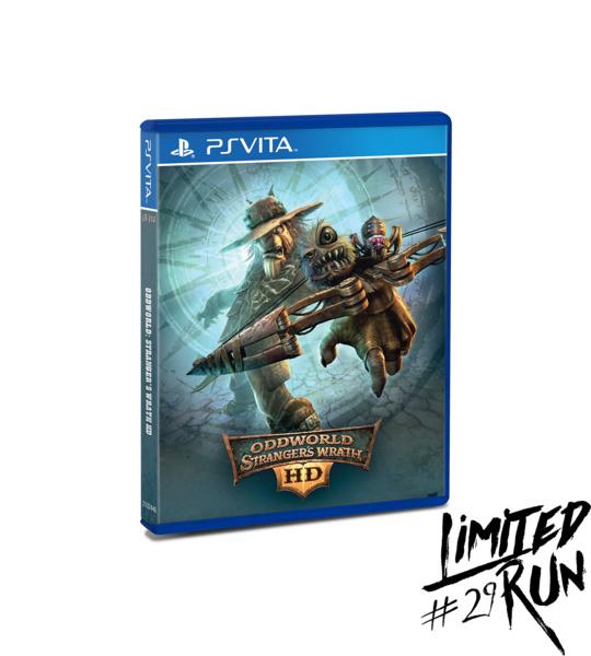 Oddworld: Stranger's Wrath HD-PS Vita