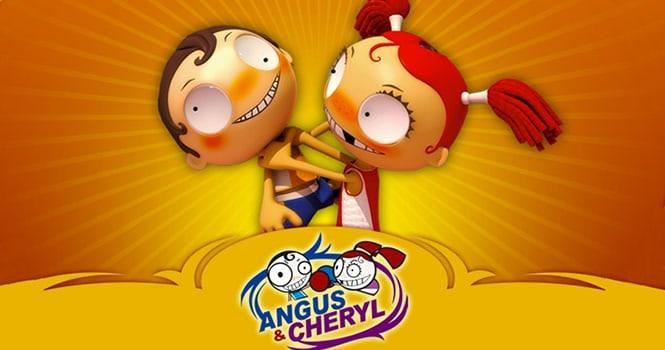 Angus  Cheryl