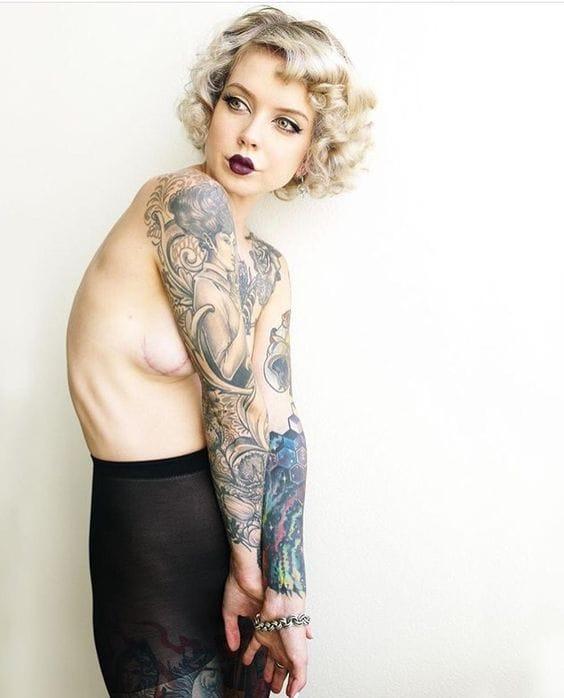 Sara X Mills naked 733
