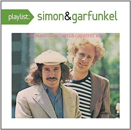Playlist: The Very Best of Simon & Garfunkel by Simon & Garfunkel [Music CD]