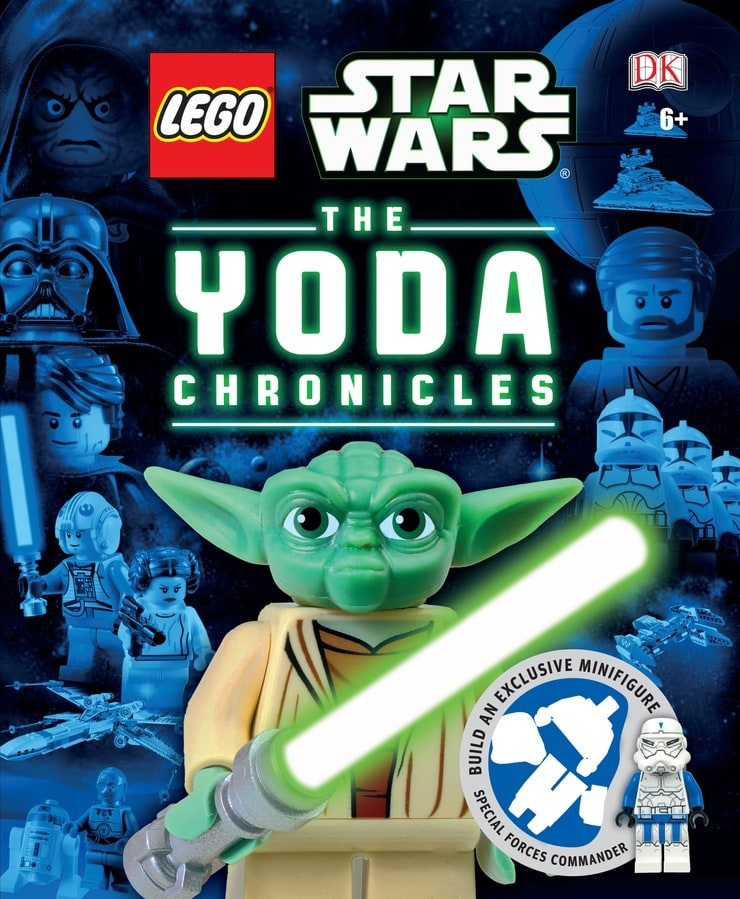 """The Yoda Chronicles"" Attack of the Jedi"