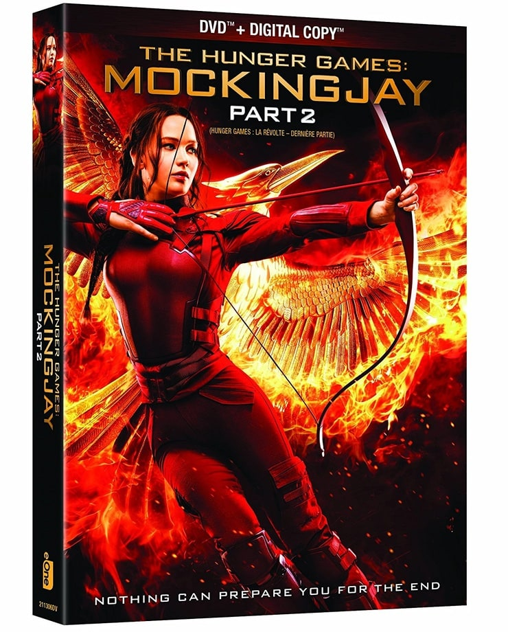 The Hunger Games: Mockingjay, Part 2 [DVD + Digital Copy] (Bilingual)