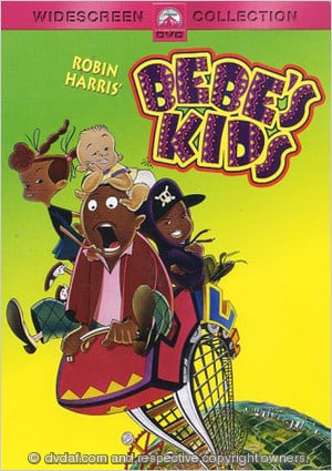Bebe's Kids (DVD, 2004, Widescreen Collection)