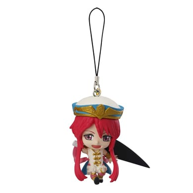 Magi The Labyrinth of Magic Strap Part3 -Kou Empire- Kouha Ren Figure