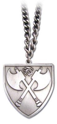 MAR - Luberia's Symbol Necklace