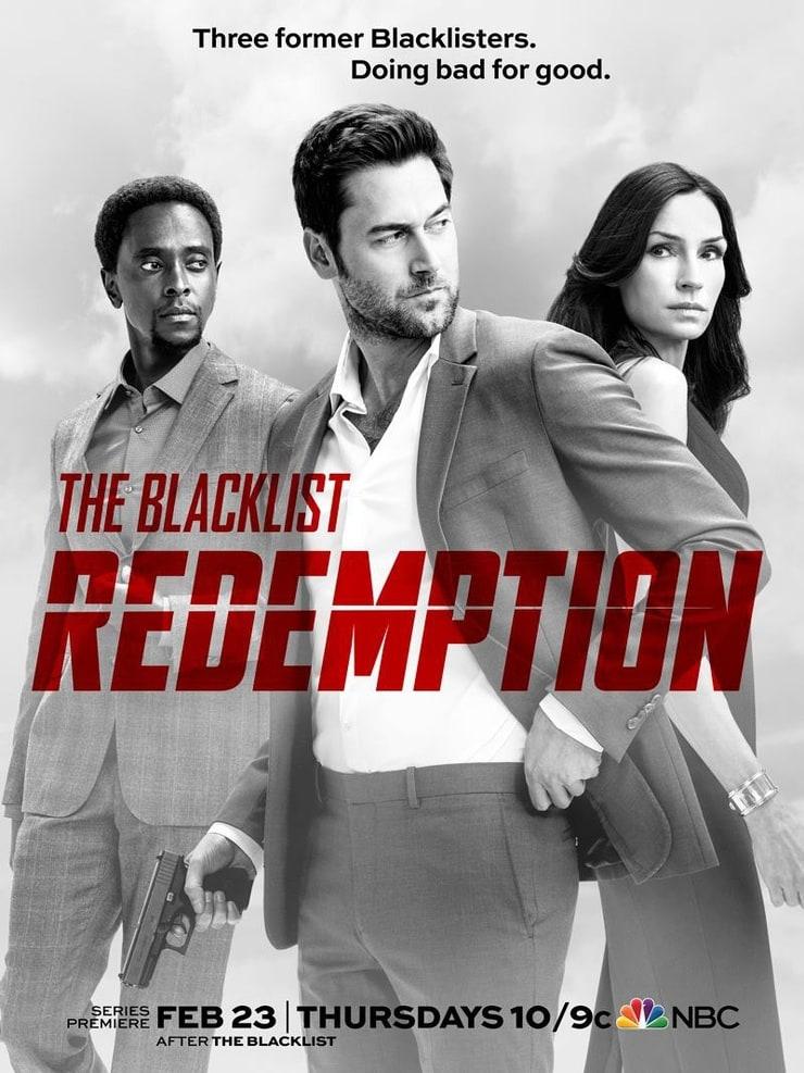The Blacklist: Redemption                                  (2017-2017)
