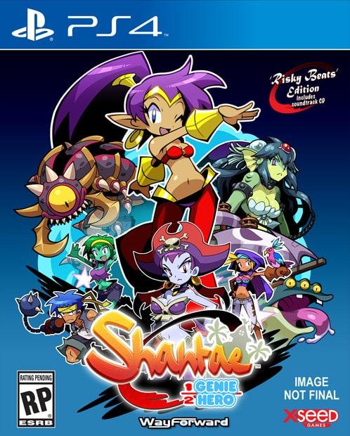 Shantae - Half Genie Hero