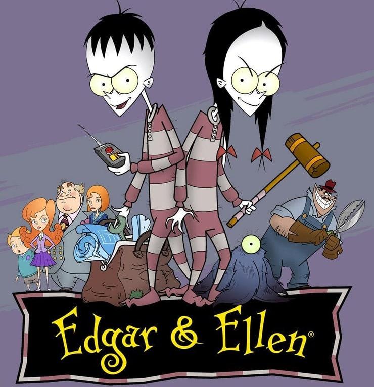 Edgar  Ellen