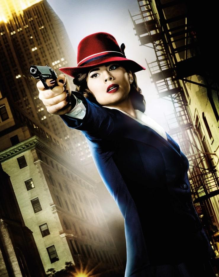 Agent Carter                                  (2015-2016)