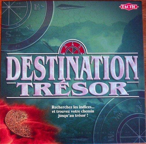 Destination Tresor (Destination Trésor / Discovery / Discovery Island)