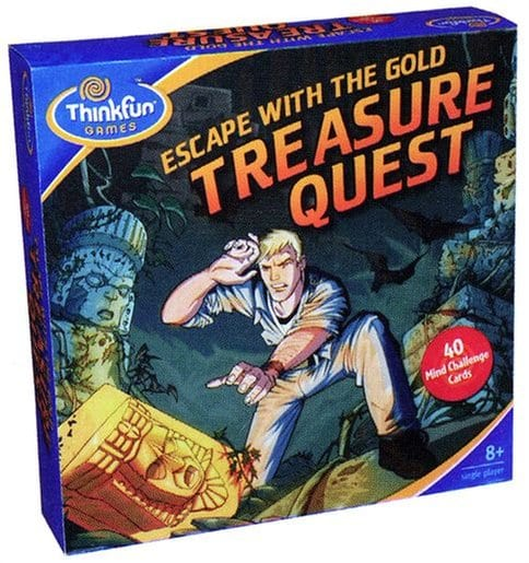 Treasure Quest: Escape with the Gold