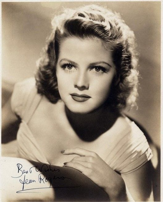 Picture Of Jean Rogers