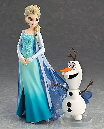 Frozen Figma: Elsa and Olaf