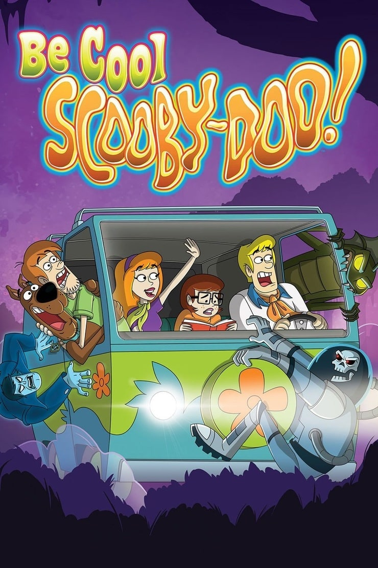 Be Cool, Scooby-Doo!                                  (2015-2018)