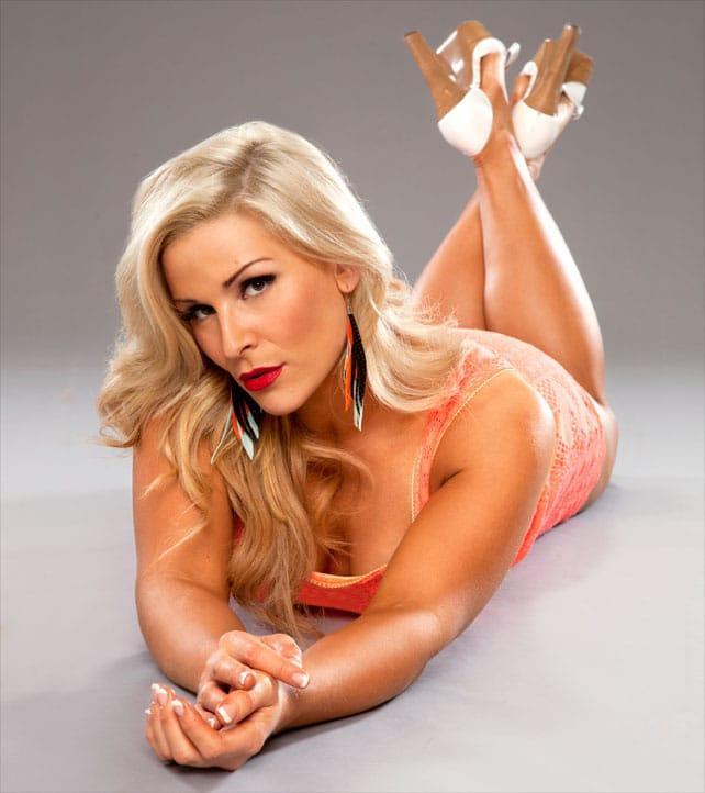 Hot natalya neidhart WWE veteran