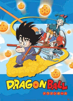 Locandina Dragon Ball