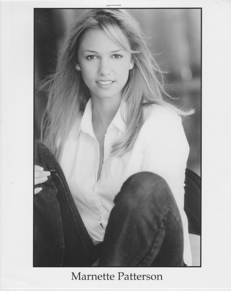 Marnette Patterson