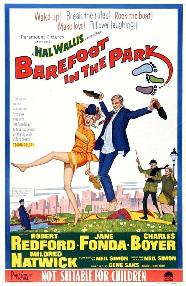 barefoot in the park movie - photo #25