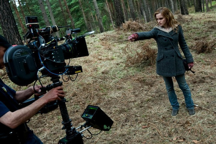 Harry Potter Camera Crew : Picture of harry potter and the deathly hallows: part 1