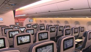 EASA studies show no harmful effects on cabin air quality