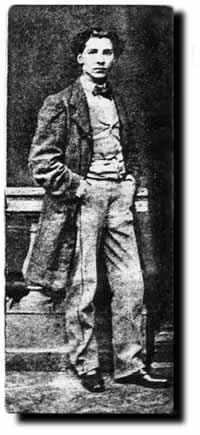 Comte Lautreamont