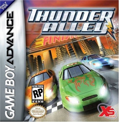 THUNDER ALLEY FOR GBA
