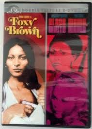 Foxy Brown/Black Mama, White Mama Double Feature