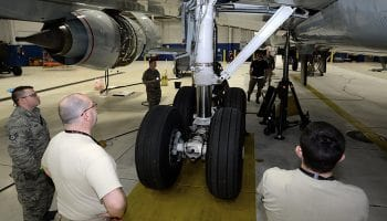 AAR wins 15-Year $909 Million landing gear agreement from U.S. Air Force