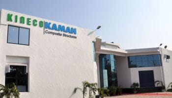 Kaman increases stake in India JV with Kineco