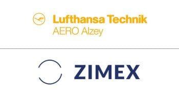 Lufthansa Technik AERO Alzey and Zimex Aviation expand partnership