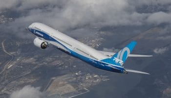 Boeing 787-10 Dreamliner successfully completes maiden flight