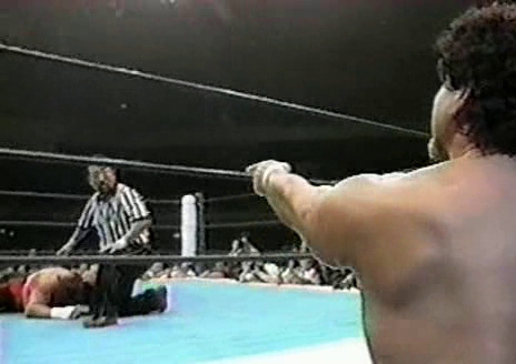 Shinya Hashimoto vs. Genichiro Tenryu (6/8/99)