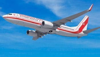 Boeing Business Jets and Government of Poland sign Multi-Airplane contract