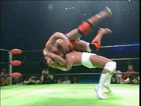 Kenta Kobashi vs. Jun Akiyama (8/6/00)